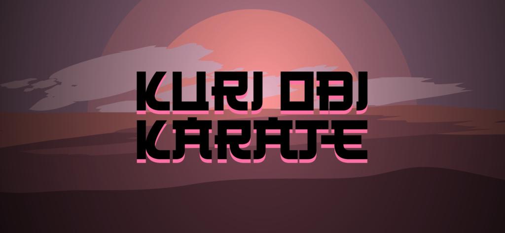 Kuro Obi Karate